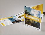 Minimalist Square Trifold Brochure Template
