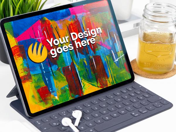 iPad Pro 2019 Mockup