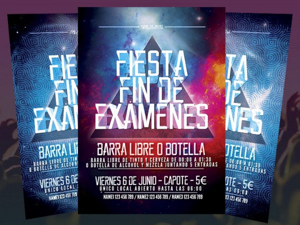 Festival Flyer PSD Template