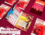 Modern Business Brochure Bi-Fold