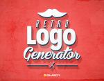 3D Retro Logo Generator