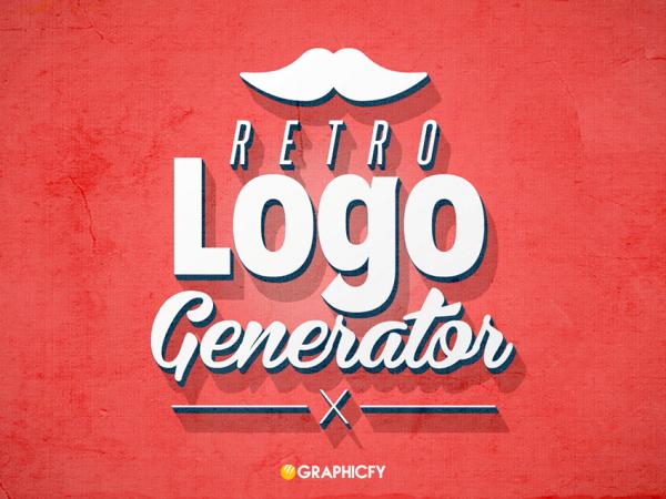 Retro Logo Creator
