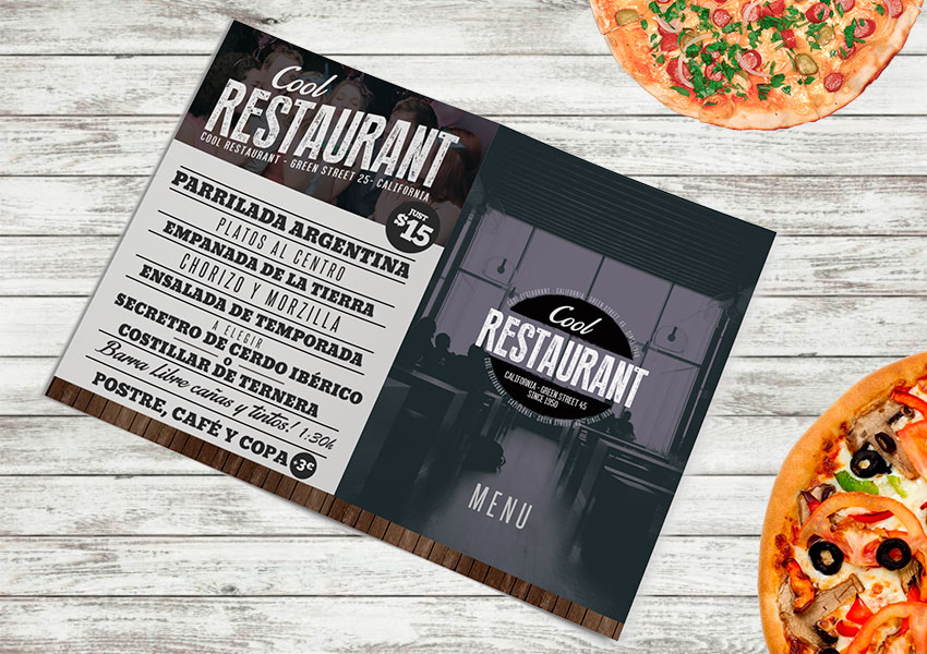 restaurant menu template psd download menu designs graphicfy