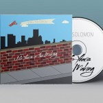 City Album Cover EPS Template