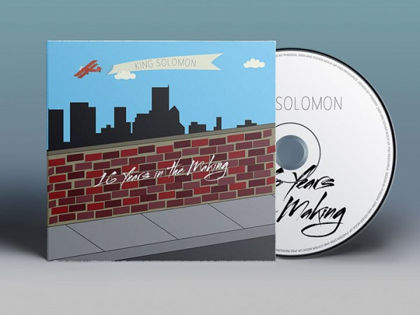 Album Covers PSD Templates – Psd Album Cover Template